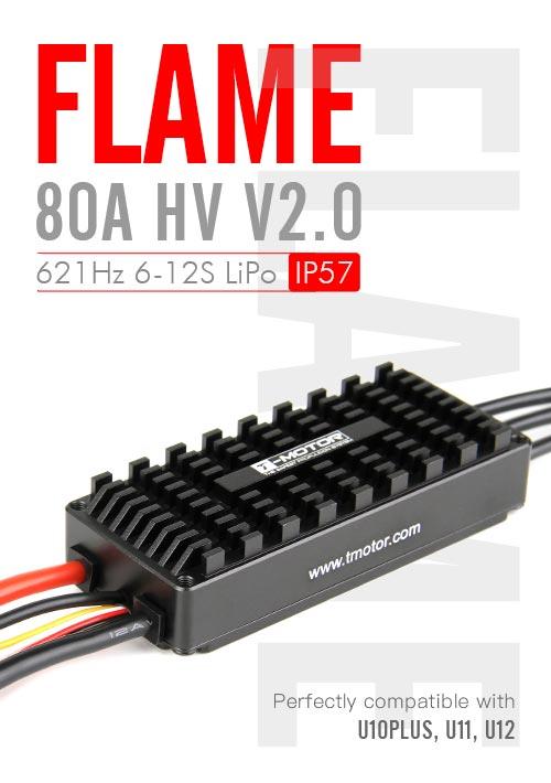 FLAME 80A HV V2.0