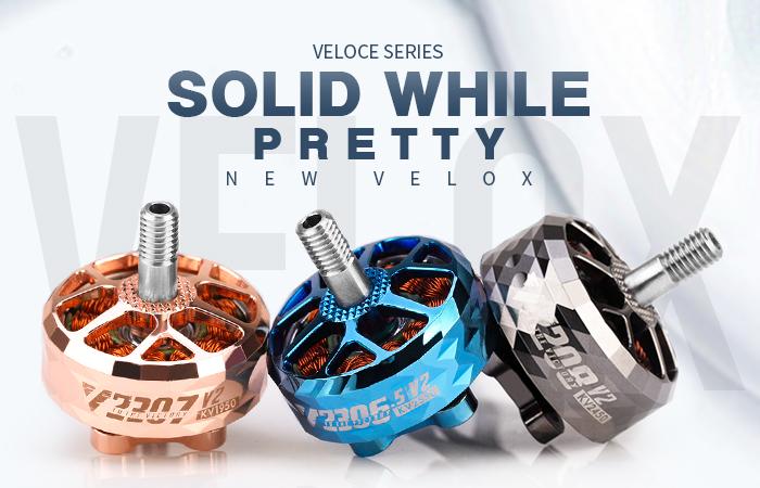 VELOX VELOCE SERIES V2307 V2